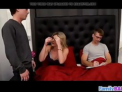 Cory Chase in Free Commensurate with explain Family fucks her Step-Son