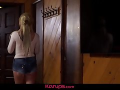 Karups -  Naughty Wife Christie Stevens Fucks Her Brother In Law