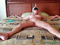 Ms Paris Rose in Tie Me Up and Cum on My Pussy
