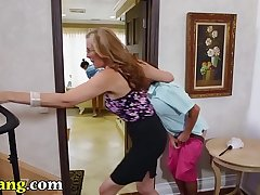 Julia Ann'_s Pervert Step Son Fancies The Maid Abby Lee Brazil (smv13542)